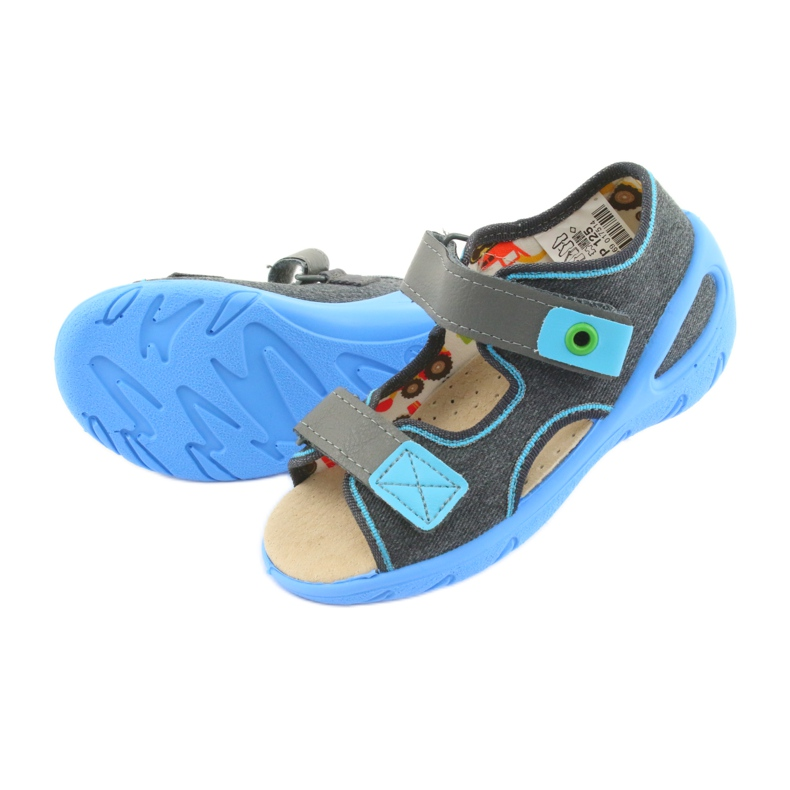 Befado chaussures pour enfants pu 065P125 image 4
