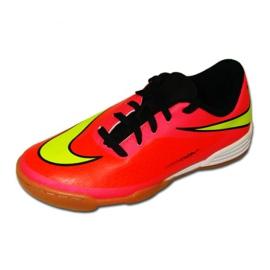 Chaussures d'intérieur Nike Hypervenom Phade Ic Jr 599842-690 rouge rouge, rose 1