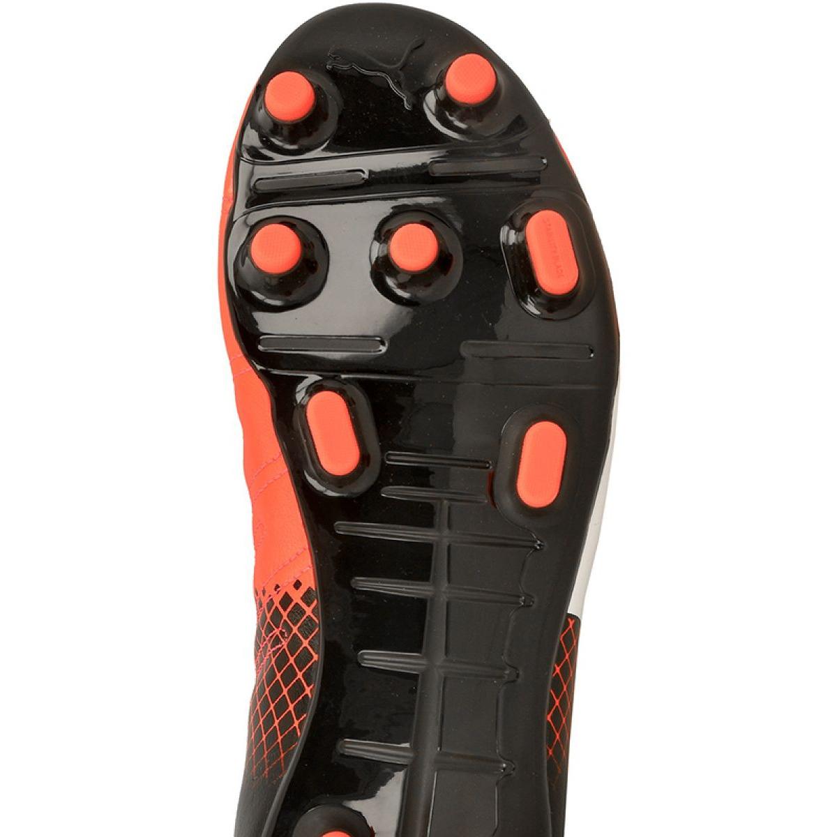 Chaussures-de-football-Puma-evoPOWER-4-3-Fg-M-10358503 miniature 2