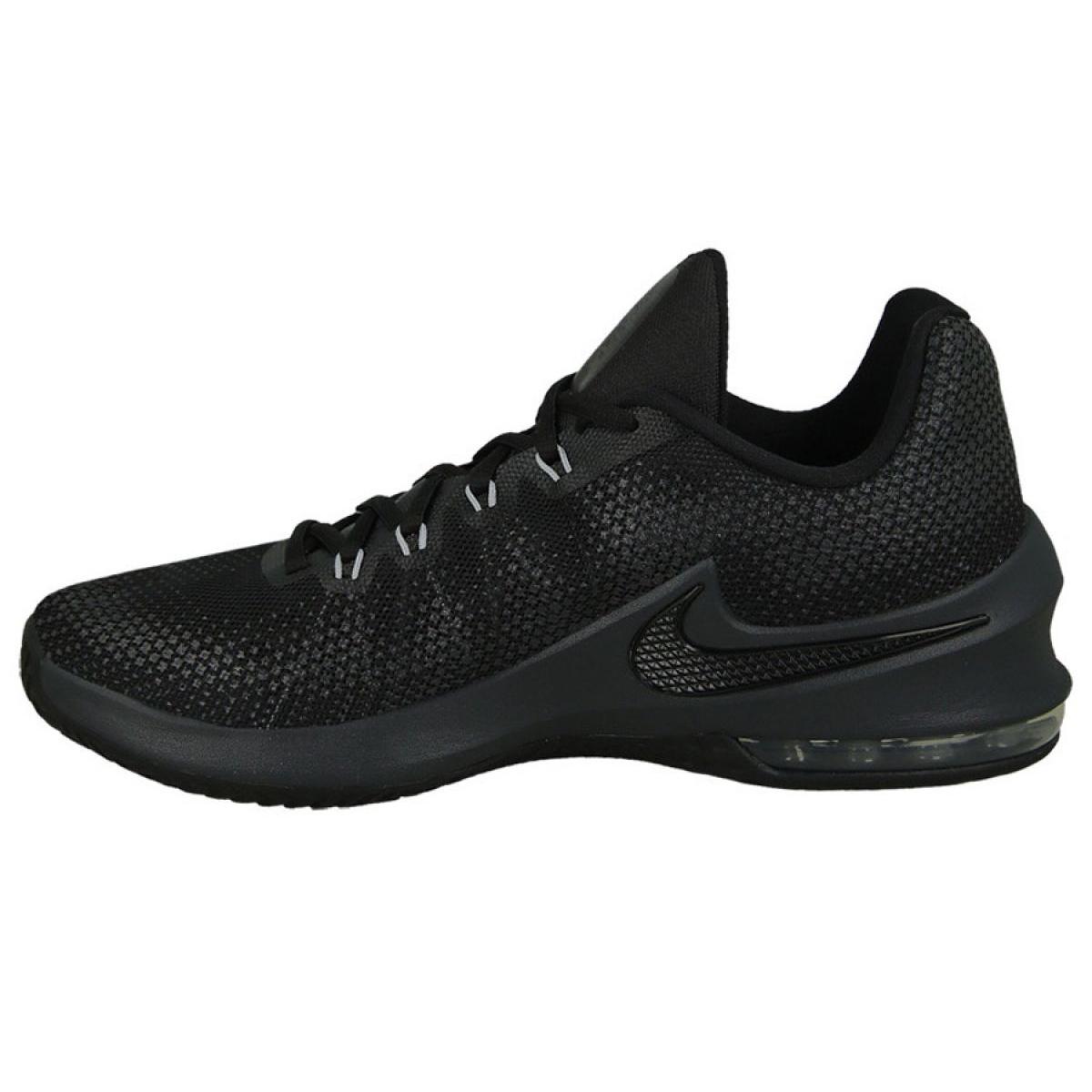 chaussures de sport cf1eb b2b2f Chaussures de basket Nike Air Max Infuriate Low M 852457-001