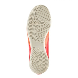 Chaussures d'intérieur adidas Ace Tango 17.3 In Jr CG3714 multicolore rouge 2