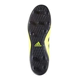 Chaussures de foot adidas Copa 17.3 Fg M S77143 multicolore noir, jaune 2