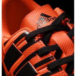 Chaussures de foot adidas Nemeziz 17.4 Tf M S76979 orange orange 3