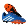 Chaussures de football Adidas Predito Lz Fg Junior Q21735 bleu bleu 1