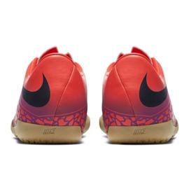 Chaussures d'intérieur Nike Hypervenom Phelon Ii Ic M 749898-845 orange orange, violet 1