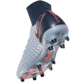 Chaussures de football Nike Magista Onda Df Fg M 917787-400 bleu bleu 2