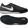 Chaussures d'intérieur Nike TiempoX Ligera Iv Ic M 897765-002 noir noir 2