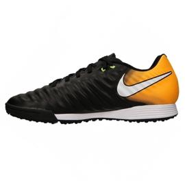 Chaussures de football Nike TiempoX Liger Iv Tf M 897766-008 noir, jaune noir 3