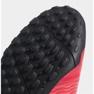 Chaussures de football Adidas Nemeziz Tango 17,4 Tf M CP9060 rouge rouge 1