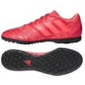 Chaussures de football Adidas Nemeziz Tango 17,4 Tf M CP9060 rouge rouge 2