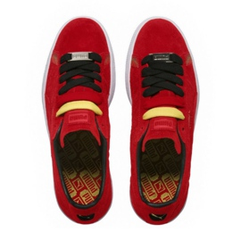 Chaussures Puma Suede Classic Berlin Flame M 366297 01 rouge 1