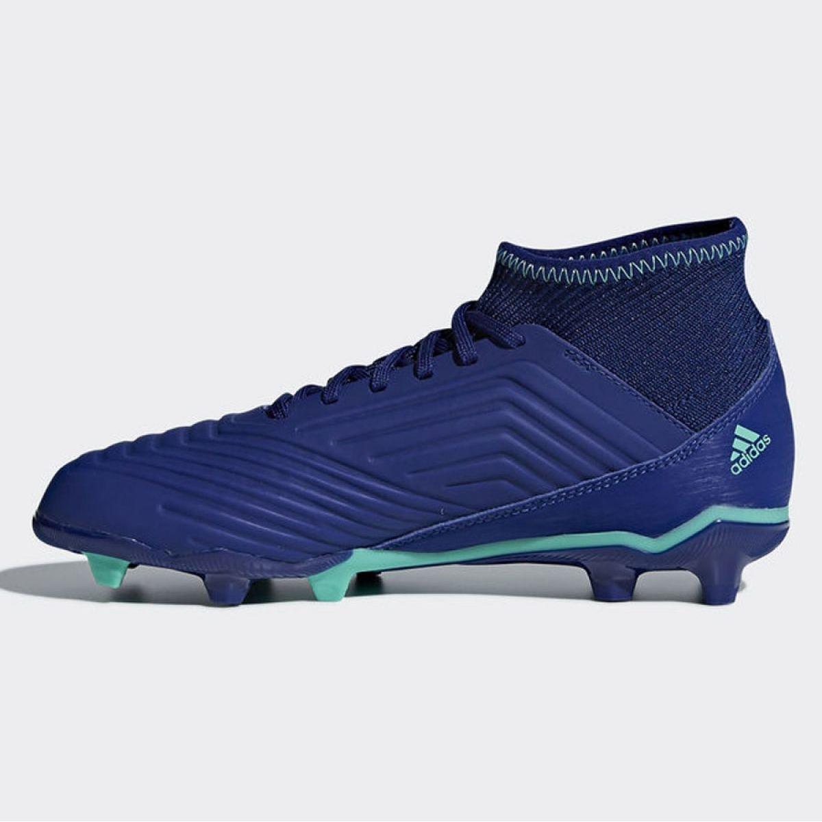 3 Predator De Chaussures Foot Cp9012 18 Fg Adidas Junior kXliuOPZwT
