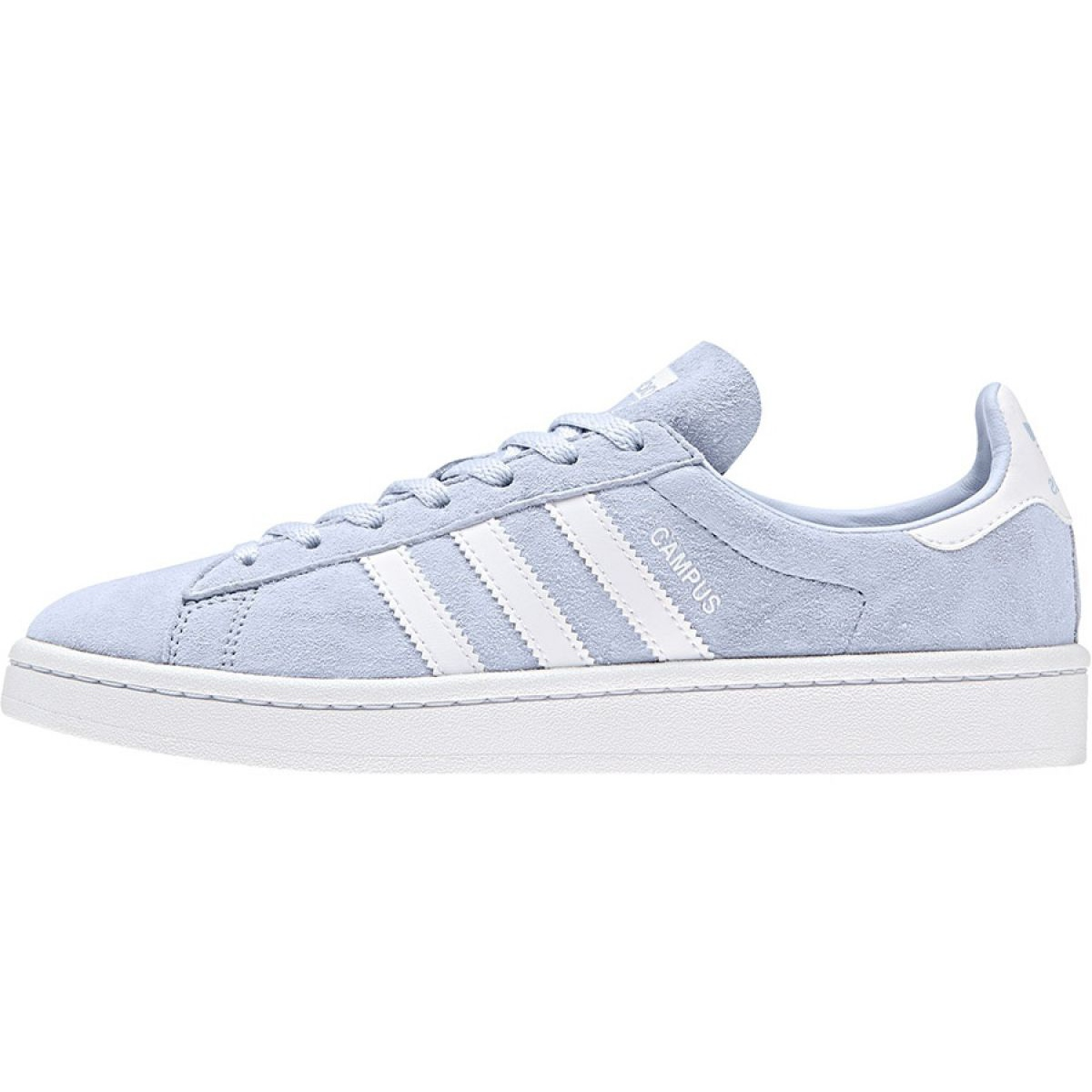 on feet shots of large discount incredible prices Bleu Chaussures Adidas Originals Campus en CQ2105