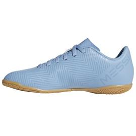 Adidas Nemeziz Messi Chaussures Tango In Jr DB2397 bleu bleu 1