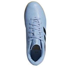 Adidas Nemeziz Messi Chaussures Tango In Jr DB2397 bleu bleu 2