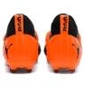 Chaussures de football Puma Future 2.3 Netfit Fg Ag Couleur Sh Jr 104836 02 orange orange 3