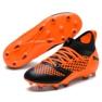 Chaussures de football Puma Future 2.3 Netfit Fg Ag Couleur Sh Jr 104836 02 orange orange 4