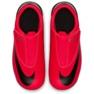 Nike Mercurial Vapor 12 Club Chaussures Ps V CR7 Mg Jr AJ3096-600 rouge noir, rouge 2