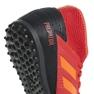 Chaussures de foot adidas Predator 19.3 Tf Jr CM8547 rouge rouge 3
