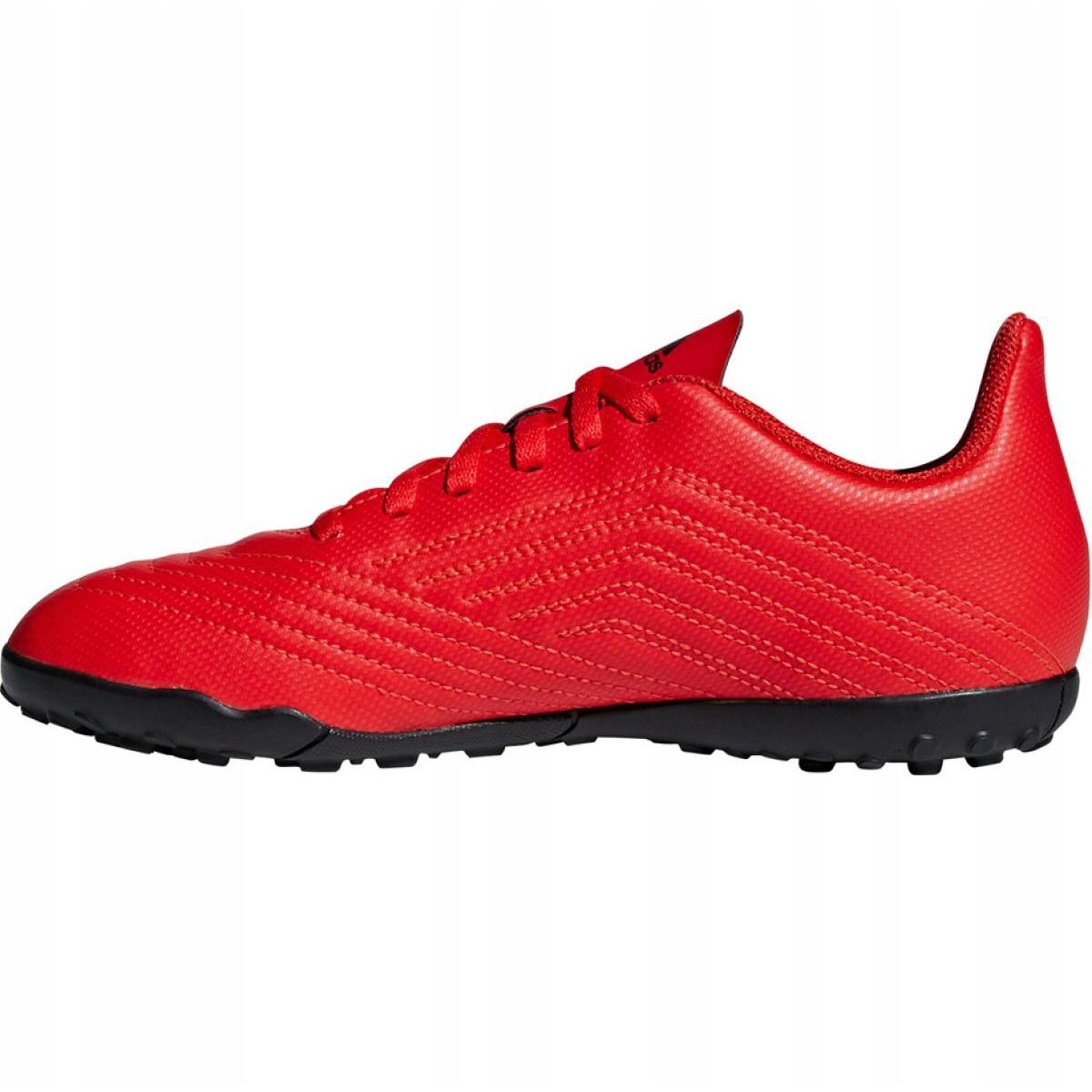 Predator Chaussures 4 Jr Cm8557 Foot 19 Adidas De Tf 5jRL3A4