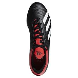 Chaussures de foot adidas X 18.4 Tf M BB9412 noir noir 2