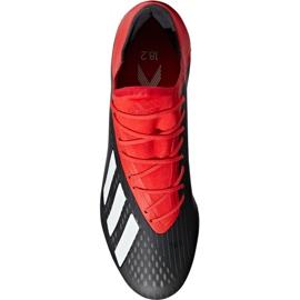 Chaussures de foot adidas X 18.2 Fg M BB9362 noir noir 1