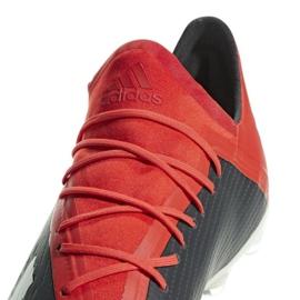 Chaussures de foot adidas X 18.2 Fg M BB9362 noir noir 5