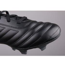 Chaussures de foot adidas Copa 19.4 Fg M D98068 noir noir 1