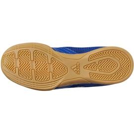Chaussures Indoor adidas Predator 19.4 In Sala Jr CM8550 bleu bleu 3