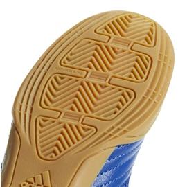 Chaussures Indoor adidas Predator 19.4 In Sala Jr CM8550 bleu bleu 5