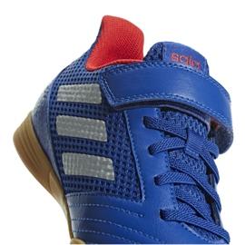 Chaussures Indoor adidas Predator 19.4 In Sala Jr CM8550 bleu bleu 6