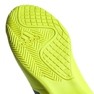 Chaussures Indoor adidas Nemeziz 18.4 In M BB9469 jaune jaune 5