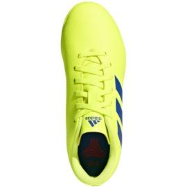 Chaussures Indoor adidas Nemeziz 18.4 In Jr CM8519 jaune jaune 2