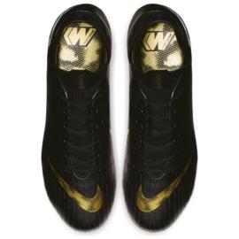 Chaussures de football Nike Mercurial Superfly 6 Pro Fg M AH7368-077 noir noir 2