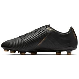 Chaussures de football Nike Phantom Venom Elite Fg M AO7540-077 noir noir 1