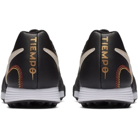 Chaussures de football Nike Tiempo Legend X7 Academy 10R Tf M AQ2218-027 noir noir 5