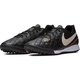 Chaussures de football Nike Tiempo Legend X7 Academy 10R Tf M AQ2218-027 noir noir 6