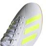 Chaussures d'intérieur adidas X 18.4 In M BB9407 blanc blanc 5