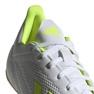 Chaussures d'intérieur adidas X 18.4 In M BB9407 blanc blanc 6
