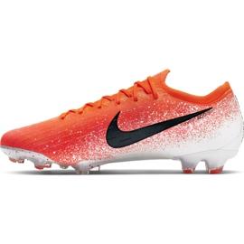 Chaussures de football Nike Mercurial Vapor 12 Elite Fg M AH7380-801 rouge multicolore 2