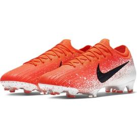 Chaussures de football Nike Mercurial Vapor 12 Elite Fg M AH7380-801 rouge multicolore 3