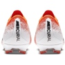 Chaussures de football Nike Mercurial Vapor 12 Elite Fg M AH7380-801 blanc, orange rouge 4