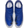 Chaussures de football Nike Phantom Academy DF FG / MG M AO3258-410 bleu blanc, bleu 2