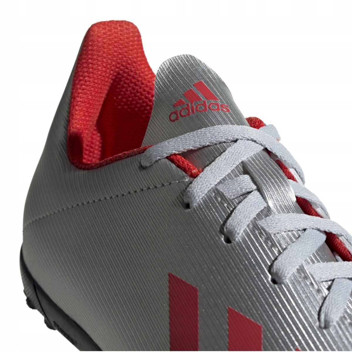Foot 19 F35348 Chaussures Wd92ehiy De X 4 Tf Jr Adidas jLqSMUzVpG