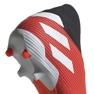 Chaussures de football adidas Nemeziz 19.3 Ll Fg M F99997 rouge rouge 3