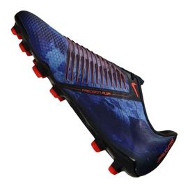 Chaussures de foot Nike Phantom Vnm Elite Fg M AO7540-440 noir noir 1