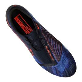 Chaussures de foot Nike Phantom Vnm Elite Fg M AO7540-440 noir noir 7