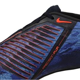 Chaussures de foot Nike Phantom Vnm Elite Fg M AO7540-440 noir noir 8