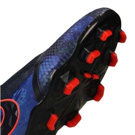 Chaussures de foot Nike Phantom Vnm Elite Fg M AO7540-440 noir noir 10