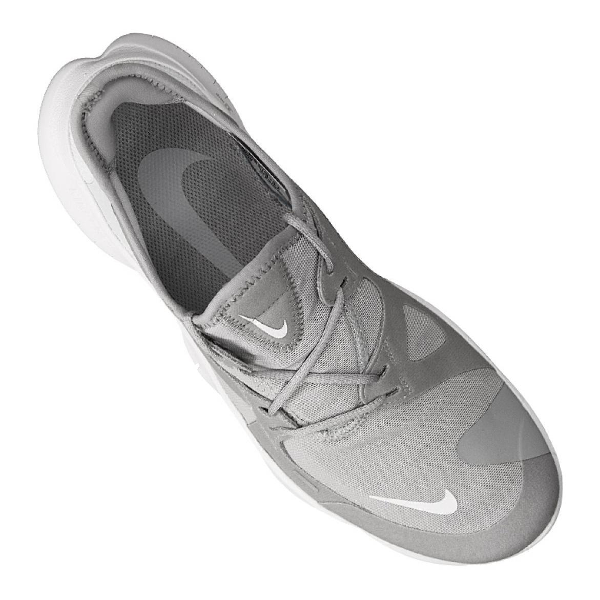 1d5f7b7cd Gris Chaussures de running Nike Free Rn 5.0 M AQ1289-001